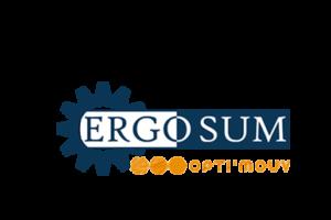 logo ErgoSum Opti'mouv
